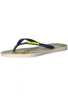 Havaianas Women's Slim Tropical Sandal Flip Flop  37 BR/7/8 W US