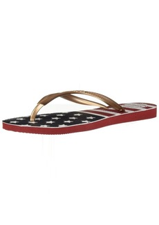 Havaianas Women's Slim USA Sandal