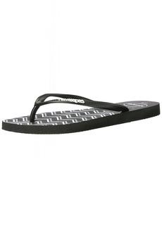 Havaianas Women's Slim Zig Zag Sandal