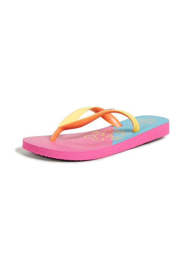 Havaianas Women's Top Cool Flip Flop Sandal  7/8 M US