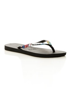 havaianas Women's Tropical Slim Flip-Flops