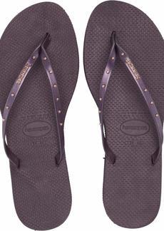 Havaianas Women's You Maxi Flip Flop Sandal  11/12 M US