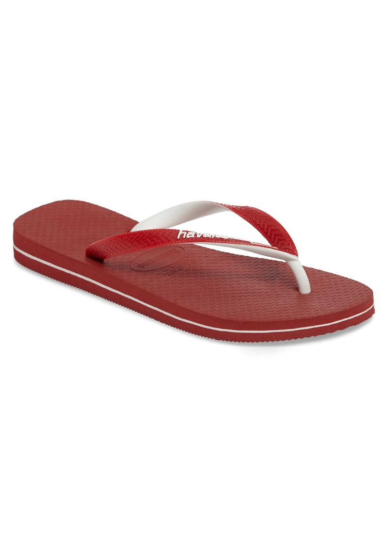 62c166895 Havaianas Havianas Top Mix USA Flag Flip Flop (Men)