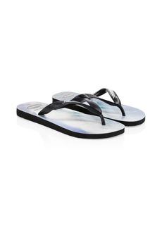 Havaianas Photo Print Flip Flop Sandals