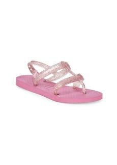 Havaianas Toddler's & Girl's Joy Slingback Sandals