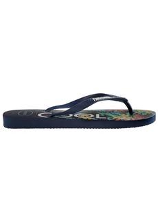 Havaianas Top Tropical Rubber Flip Flops