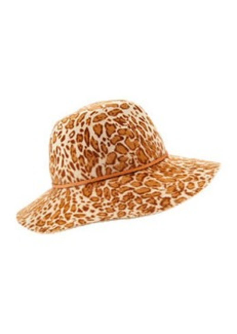 Helen Kaminski Fifika Printed Felt Hat