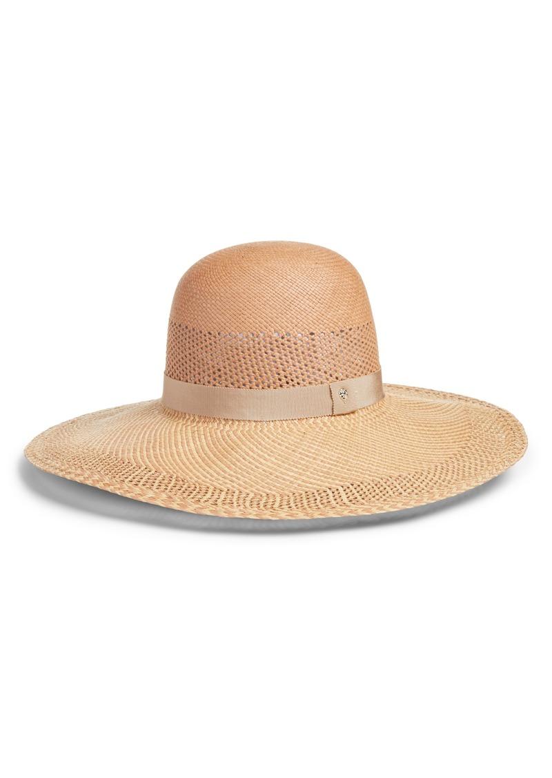 Helen Kaminski Helen Kaminski Azuay Palm Sun Hat  9f998993bc9d