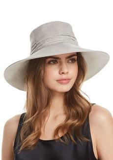 Helen Kaminski Jael Wide Brim Bucket Hat