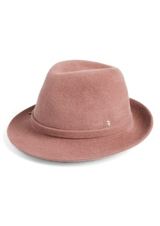 Helen Kaminski Packable Fur Felt Fedora