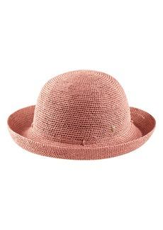 Helen Kaminski Packable Raffia Hat