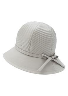 Helen Kaminski Water Resistant Cloche Hat