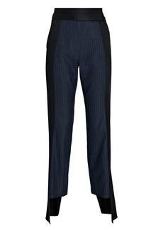 Hellessy Sargent Pinstripe Slim Trousers