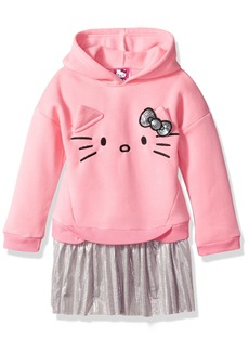 Hello Kitty Baby Girls' Embellished Tutu Dress  18M