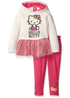 Hello Kitty Baby Girls' 2 Piece Long Sleeve and Legging Set