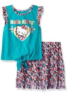 Hello Kitty Baby Girls' Skirt Set  18M