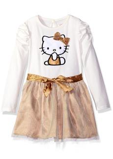 Hello Kitty Baby Girls' Embellished Tutu Dress  12M