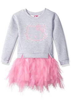 Hello Kitty Big Girls' Embellished Tutu Dress