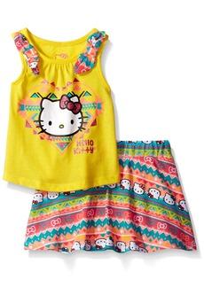Hello Kitty Big Girls' Skirt Set