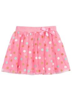 Hello Kitty Little Girls Dot-Print Tutu Skirt