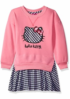 Hello Kitty Girls' Little Fashion Dress