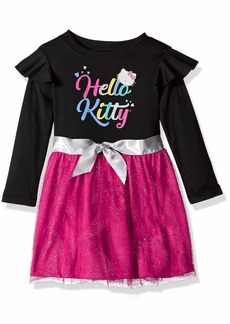 Hello Kitty Girls' Toddler Fashion Dress