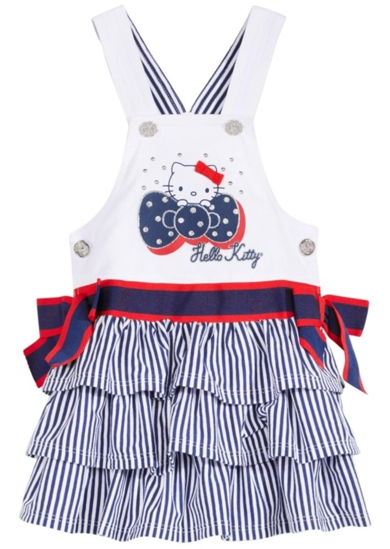 Hello Kitty Graphic-Print Jumper, Baby Girls