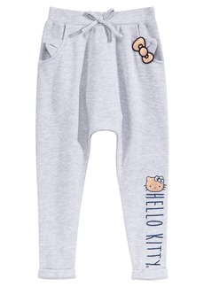 Hello Kitty Jogger Pants, Little Girls