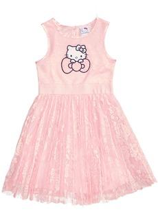 Hello Kitty Lace Dress, Little Girls