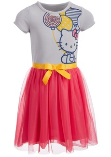Hello Kitty Toddler Girls Balloon Dress