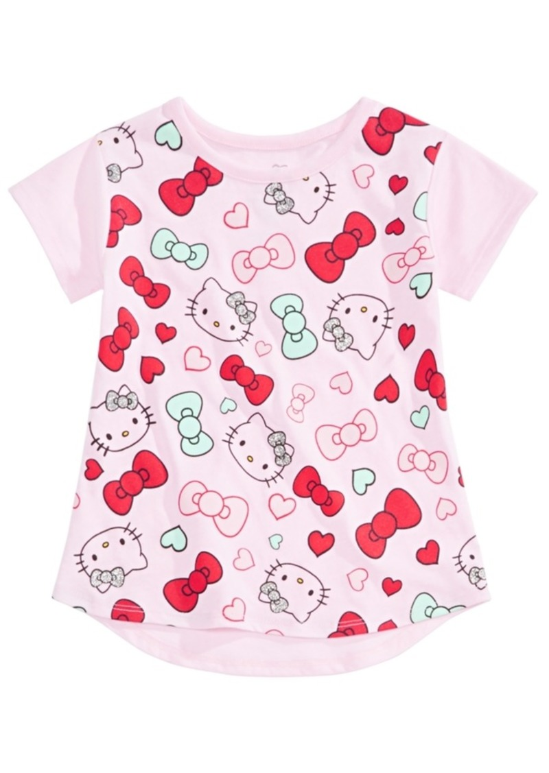 Hello Kitty Toddler Girls Bows T-Shirt