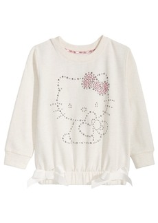 Hello Kitty Little Girls Cashmere Sweatshirt