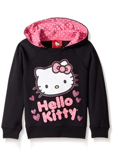 Hello Kitty Little Girls' Character Hoodie