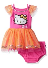 Hello Kitty Little Girls' Embellished Tutu Dress