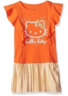 Hello Kitty Little Girls' Embellished Tutu Dress