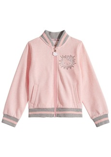 Hello Kitty Toddler Girls Fleece Bomber Jacket