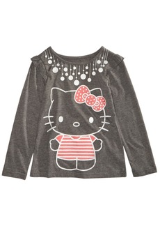 Hello Kitty Toddler Girls Graphic-Print T-Shirt