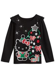 Hello Kitty Little Girls Graphic-Print T-Shirt