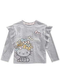 Hello Kitty Toddler Girls Graphic-Print T-Shirt