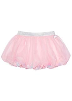Hello Kitty Little Girls Pom Pom Bubble Skirt