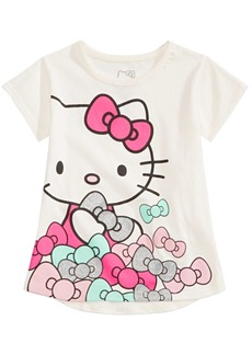 Hello Kitty Toddler Girls Bow Party T-Shirt