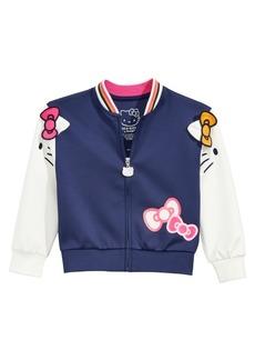 Hello Kitty Little Girls Colorblocked Jacket