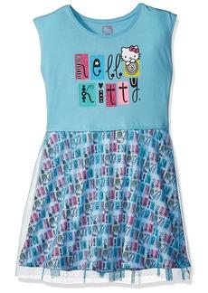 Hello Kitty Toddler Girls' Embellished Tutu Dress