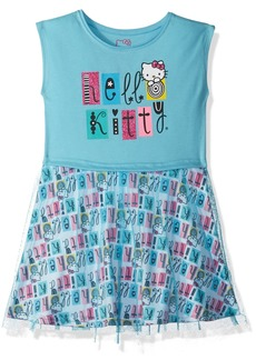 Hello Kitty Toddler Girls' Embellished Tutu Dress