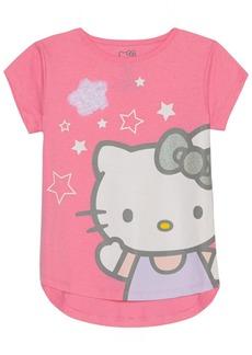 Hello Kitty Toddler Girls Stars Graphic T-Shirt