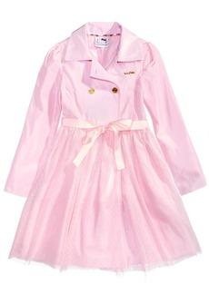 Hello Kitty Trench Coat Tutu Dress, Little Girls (4-6X)