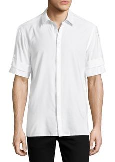 Helmut Lang Armband Short-Sleeve Shirt