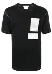 Helmut Lang Base Layer cotton T-shirt