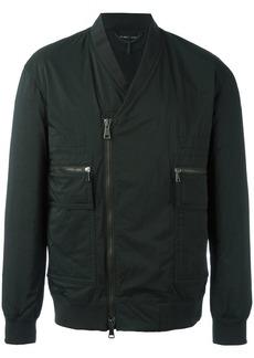 Helmut Lang bomber design biker jacket