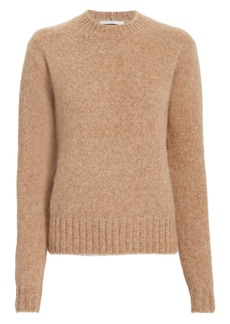 Helmut Lang Brushed Wool Sweater